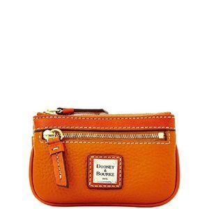 $79 *NEW* Dooney & Bourke Pebble Grain Small Coin